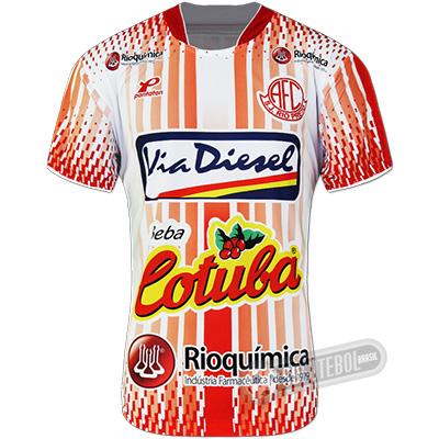 Camisa América de São José do Rio Preto - Modelo II
