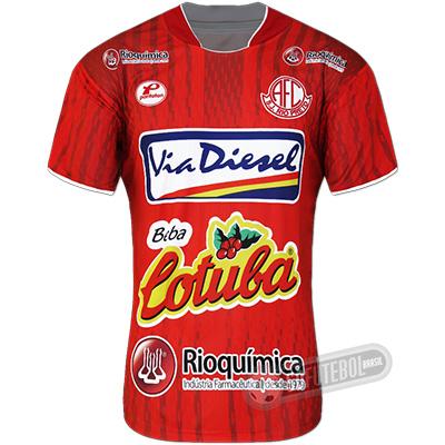 Camisa América de São José do Rio Preto - Modelo I