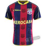 Camisa Barcelona de Vargem Grande - Modelo I