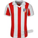 Camisa Atlético de Madrid 1970 - Modelo I