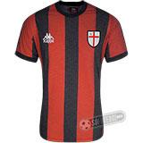 Camisa Milan 1982 - Modelo I
