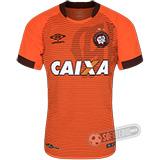 Camisa Atlético Paranaense - Modelo II