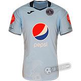 Camisa Deportivo Motagua - Modelo II