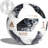 Bola Adidas Telstar FIFA World Cup 2018 Top Replique + Caixa