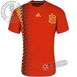 Camisa Espanha - Modelo I
