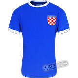 Camisa Croácia 1990 - Modelo II