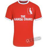 Camisa Uganda 1980 - Modelo I