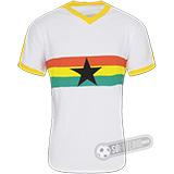 Camisa Gana 1980 - Modelo I