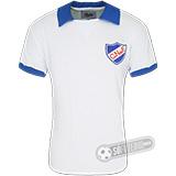 Camisa Nacional do Uruguai 1980 - Modelo I