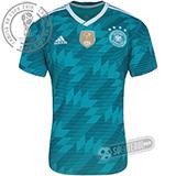 Camisa Alemanha - Modelo II