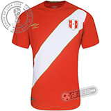 Camisa Peru - Modelo II