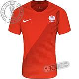 Camisa Polônia - Modelo II