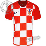 Camisa Croácia - Modelo I