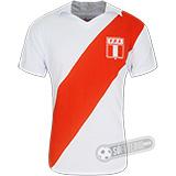 Camisa Peru 1970 - Modelo I