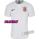 Camisa Corinthians - Modelo I Feminina