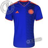 Camisa Colômbia - Modelo II