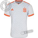 Camisa Espanha - Modelo II