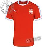 Camisa Sérvia - Modelo I
