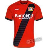 Camisa Bayer Leverkusen - Modelo II