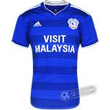 Camisa Cardiff City - Modelo I