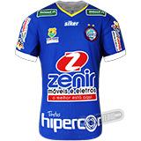 Camisa Desportiva Iguatu - Modelo I