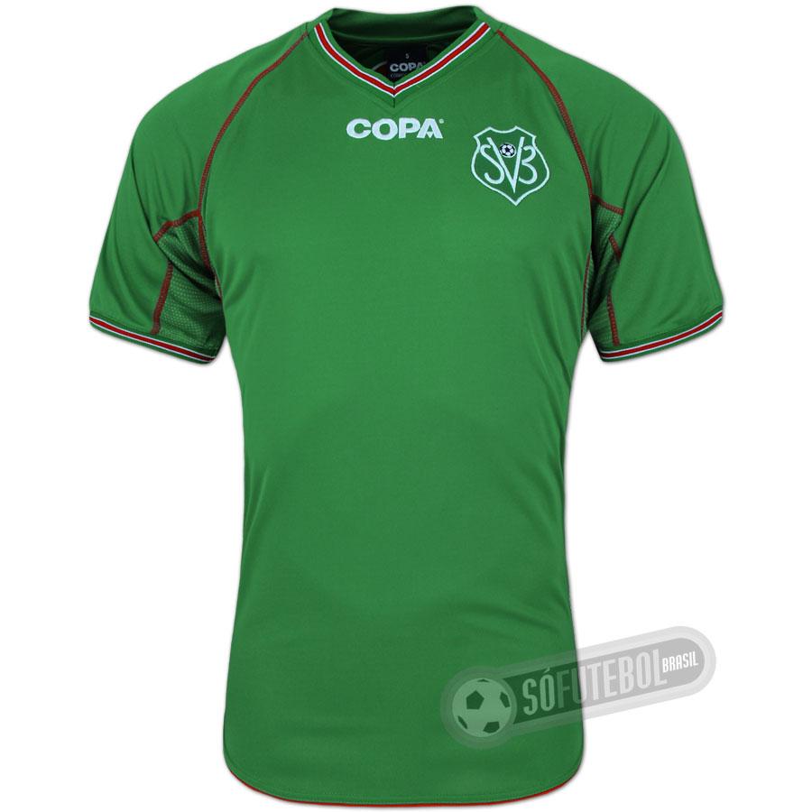 3a92ddb2ca Camisa Suriname - Modelo II. Carregando.