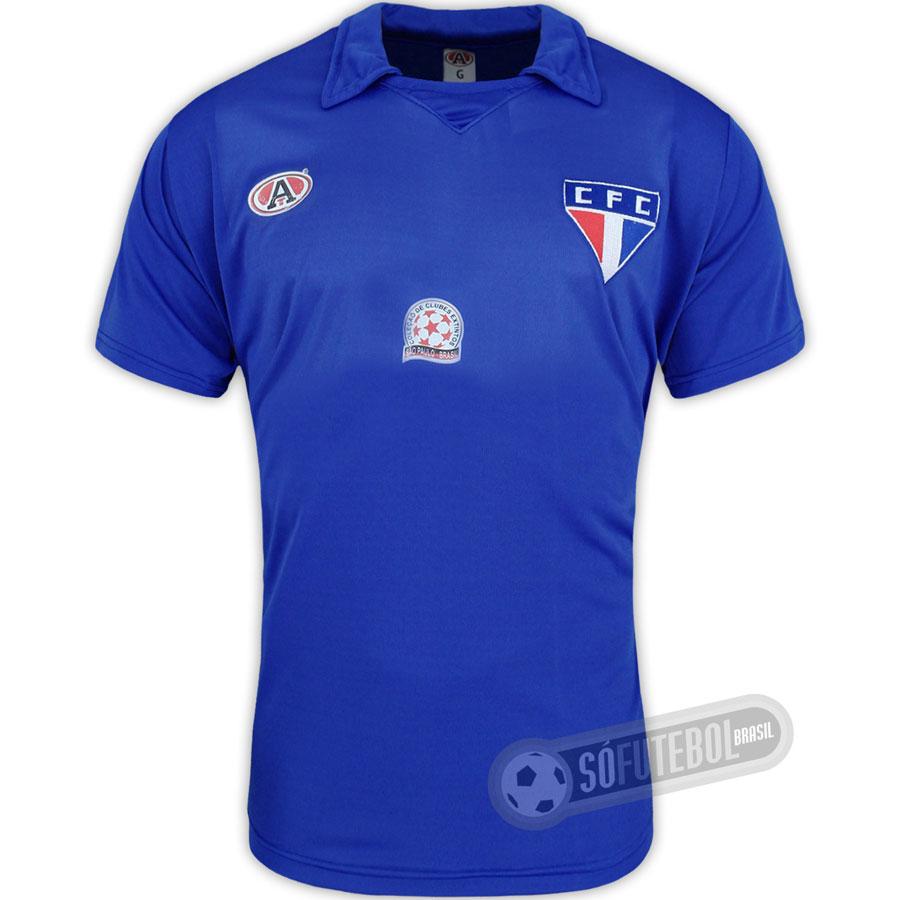 Camisa Campinas F.C. - Modelo III 402b25e829b3c