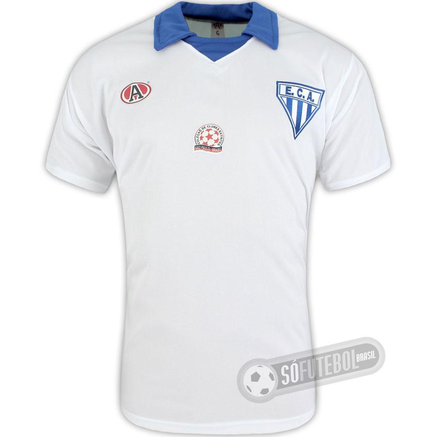 Camisa E.C. Aparecida - Modelo II 138f2b7948688