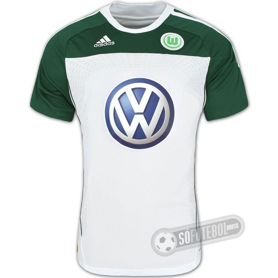 Camisa Wolfsburg - Modelo I. Carregando. 68b9fe9c438a1