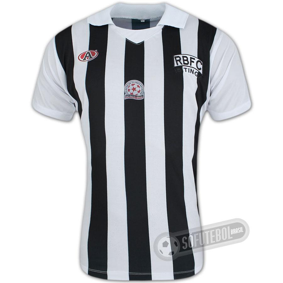 Camisa Rio Branco F.C. de Ibitinga - Modelo I 14d29ab409862