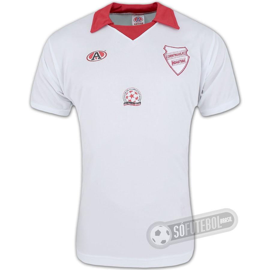 Camisa Corinthians de Indaiatuba - Modelo II. Carregando. e63feb79521cd