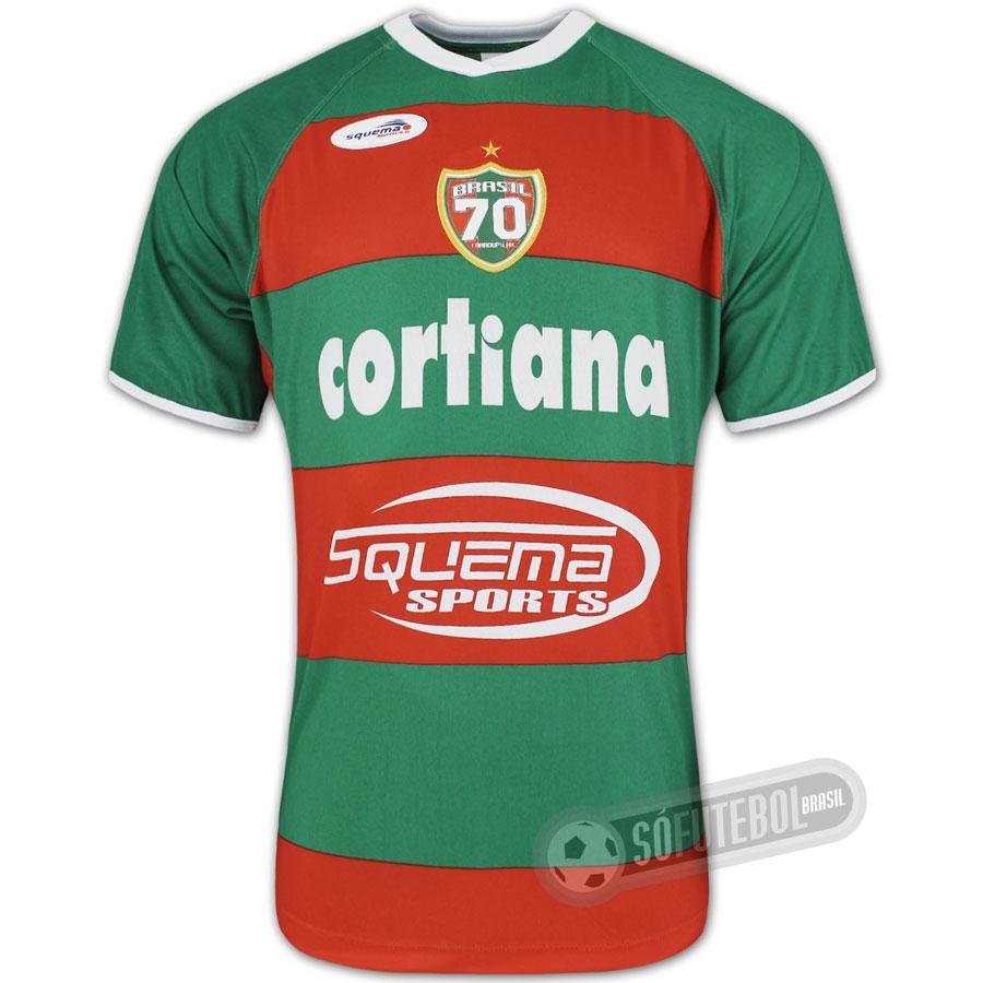 f44d511523 Camisa Brasil de Farroupilha - Modelo I