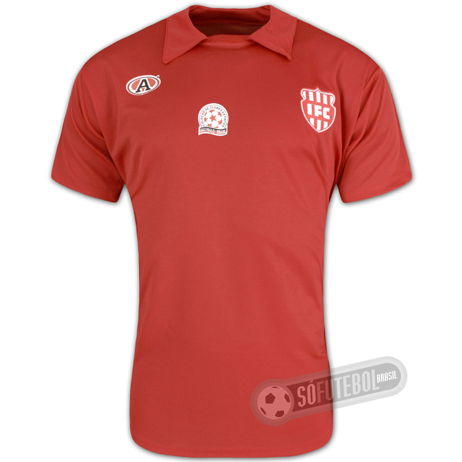 Camisa Independente de Pirassununga - Modelo I 66a26e592353b