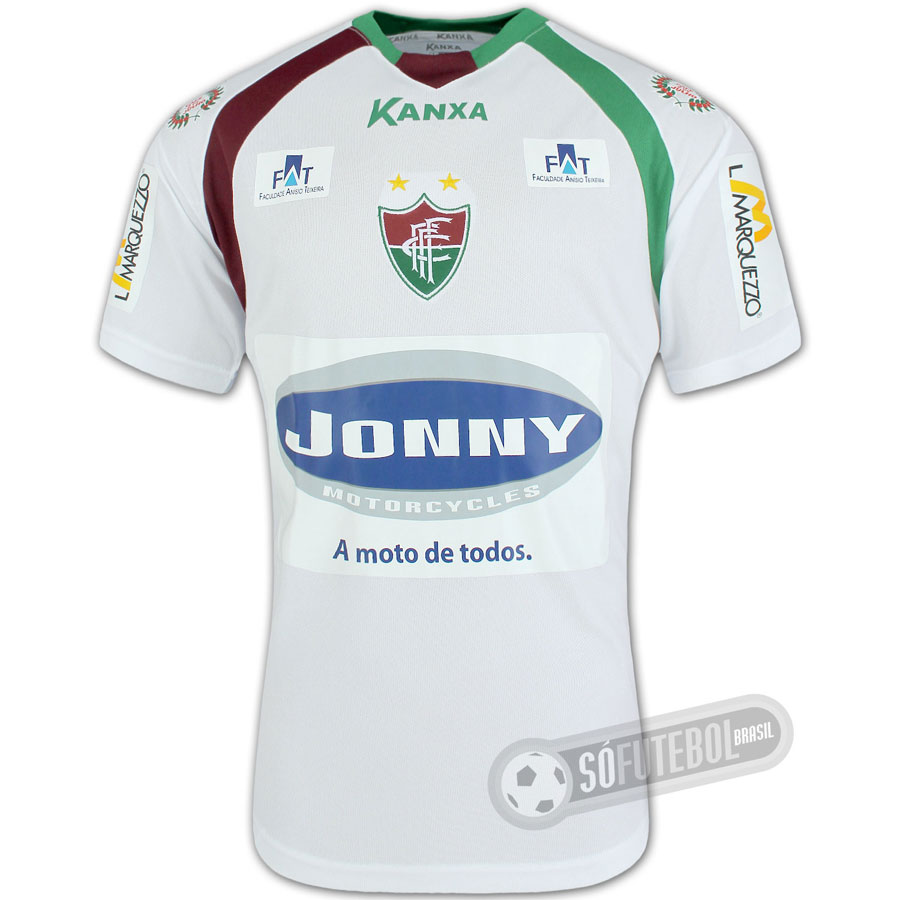 Camisa Fluminense de Feira de Santana - Modelo II. Carregando. 6f5b3b709eff3