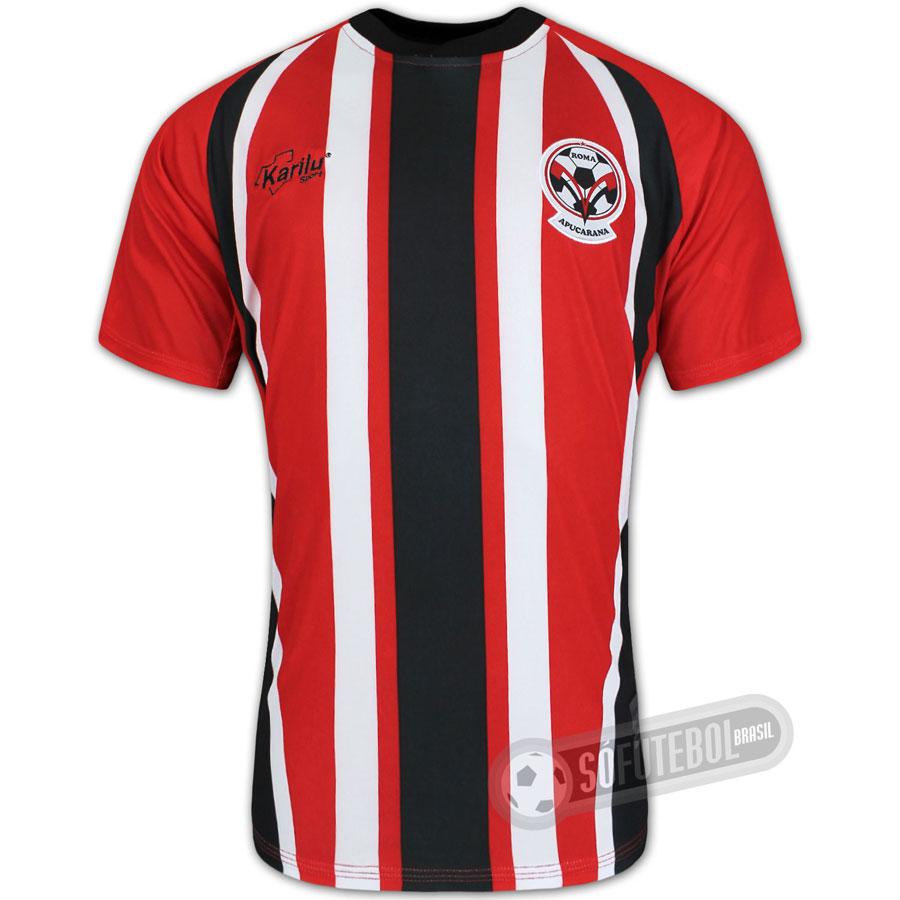 Camisa Roma Apucarana - Modelo I. Carregando. 185a8d962a0d2
