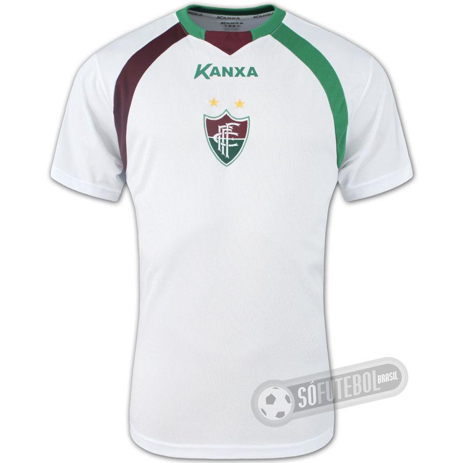 eeb0164f80 Camisa Fluminense de Feira de Santana - Modelo II. Carregando.