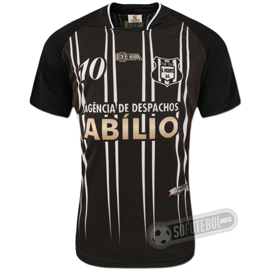 Camisa São Vicente - Modelo II be4726c723a65