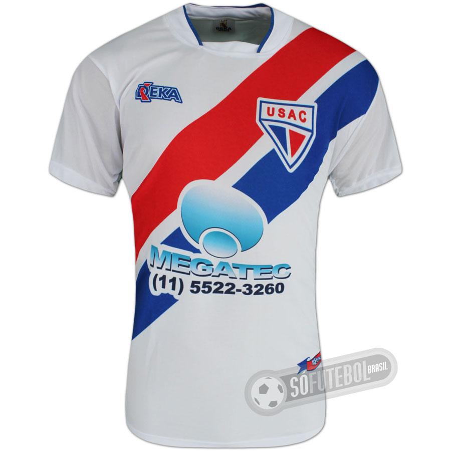 Camisa União Suzano - Modelo II. Carregando. faa9c78890565