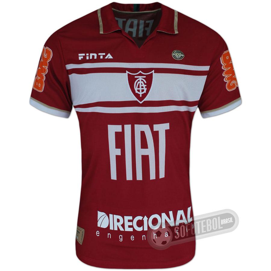 b3b75ffc99 Camisa América Mineiro - Modelo IV. Carregando.