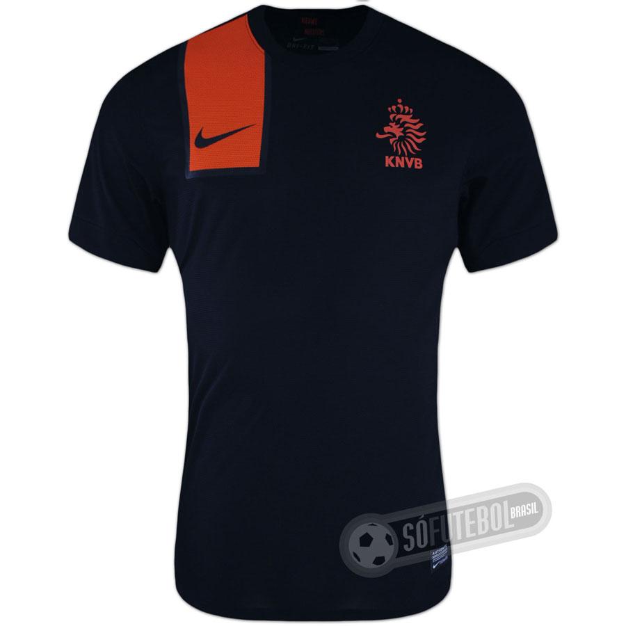 2553f9fc23 Camisa Holanda - Modelo II