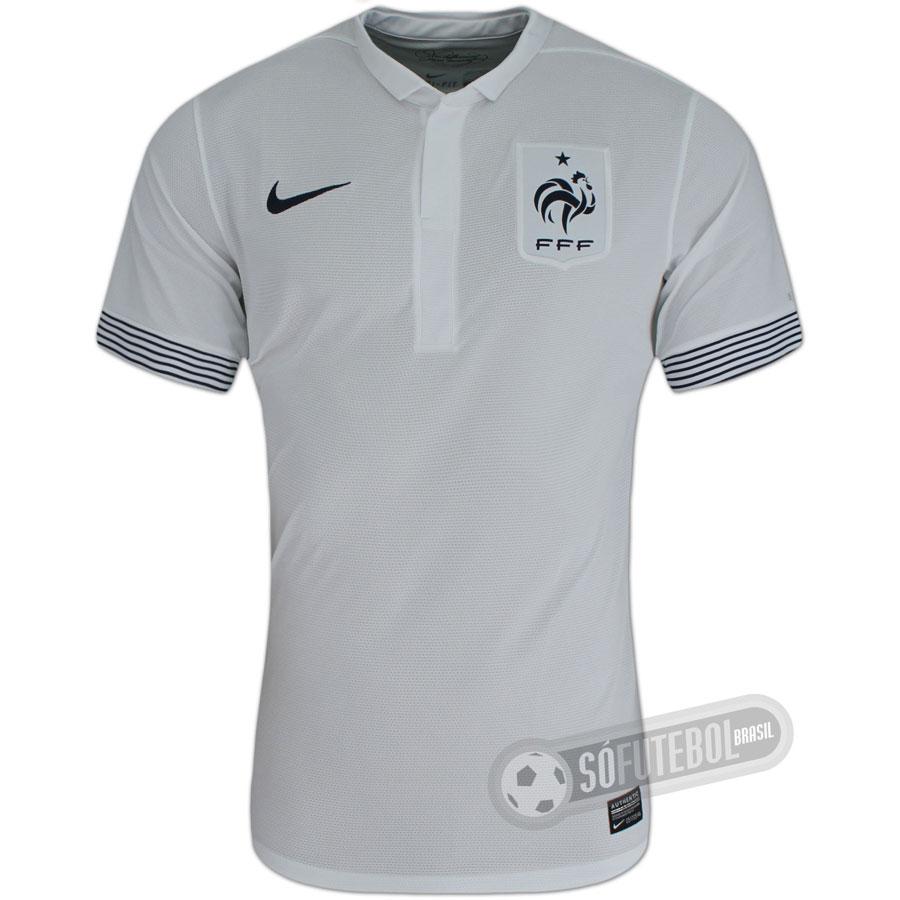 Camisa França - Modelo II. Carregando. 0e7d478d35bdf