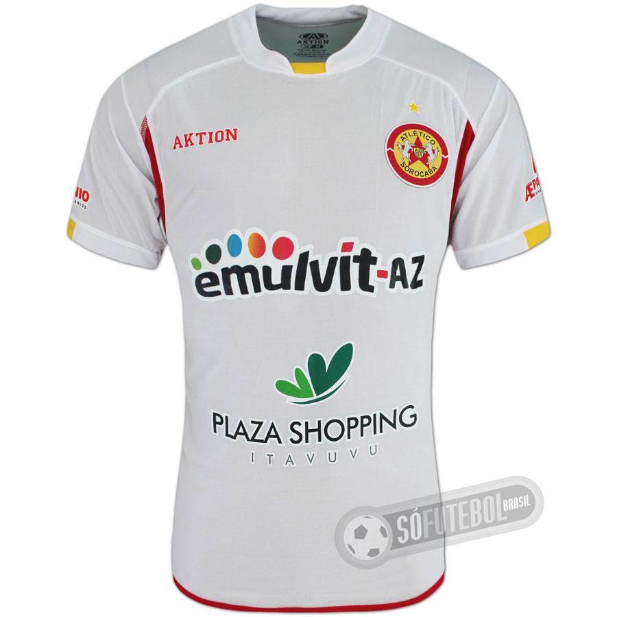 fbe3842b97 Camisa Atlético de Sorocaba - Modelo III. Carregando.