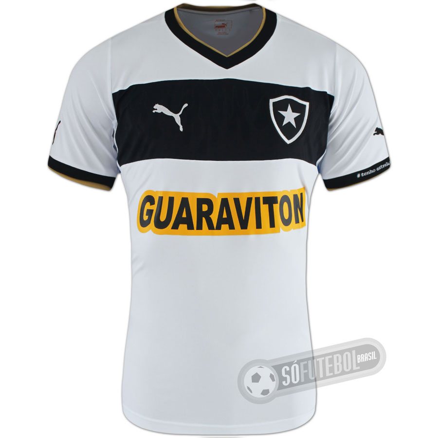 1e9b33d009 Camisa Botafogo - Modelo II. Carregando.