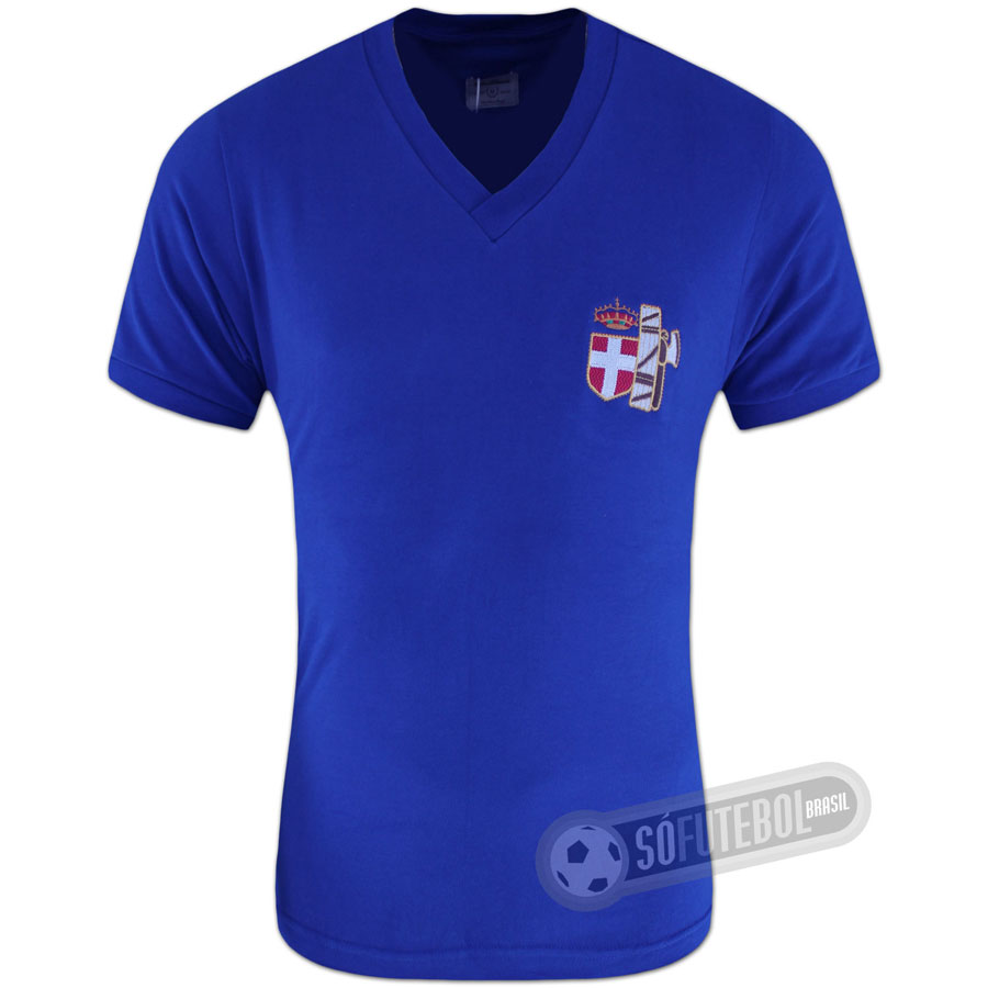 Camisa Itália 1934 - Modelo I. Carregando. 2c409f2b5aba1
