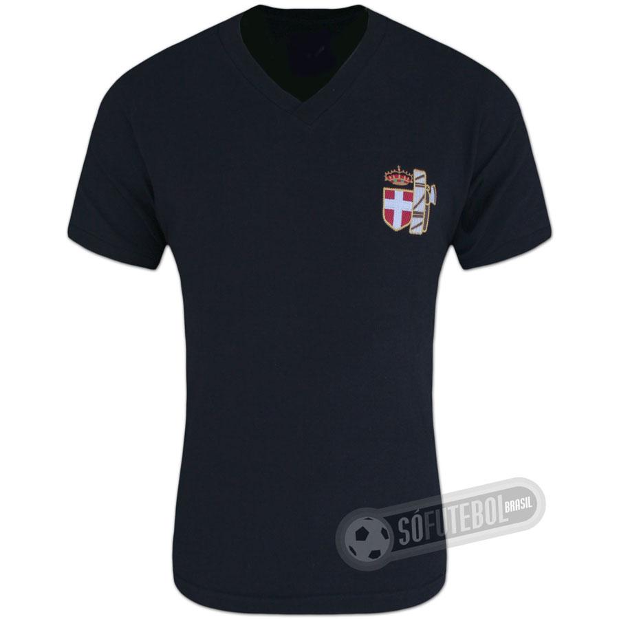 Camisa Itália 1938 - Modelo I. Carregando. fd0e95a962b16