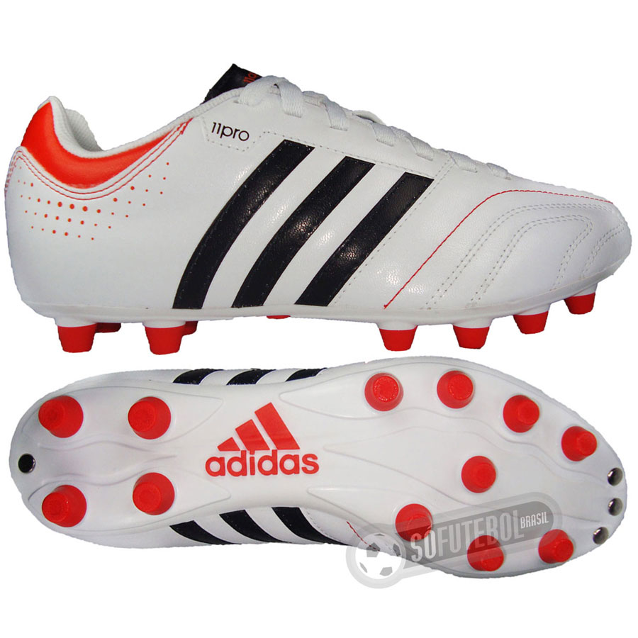 eebebfa0aa6ab Chuteira Adidas 11 Questra TRX FG - Campo