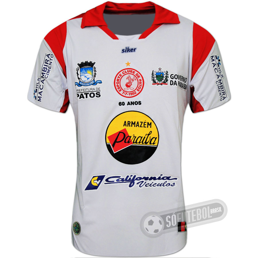 969ce66c1076c Camisa Esporte de Patos - Modelo II