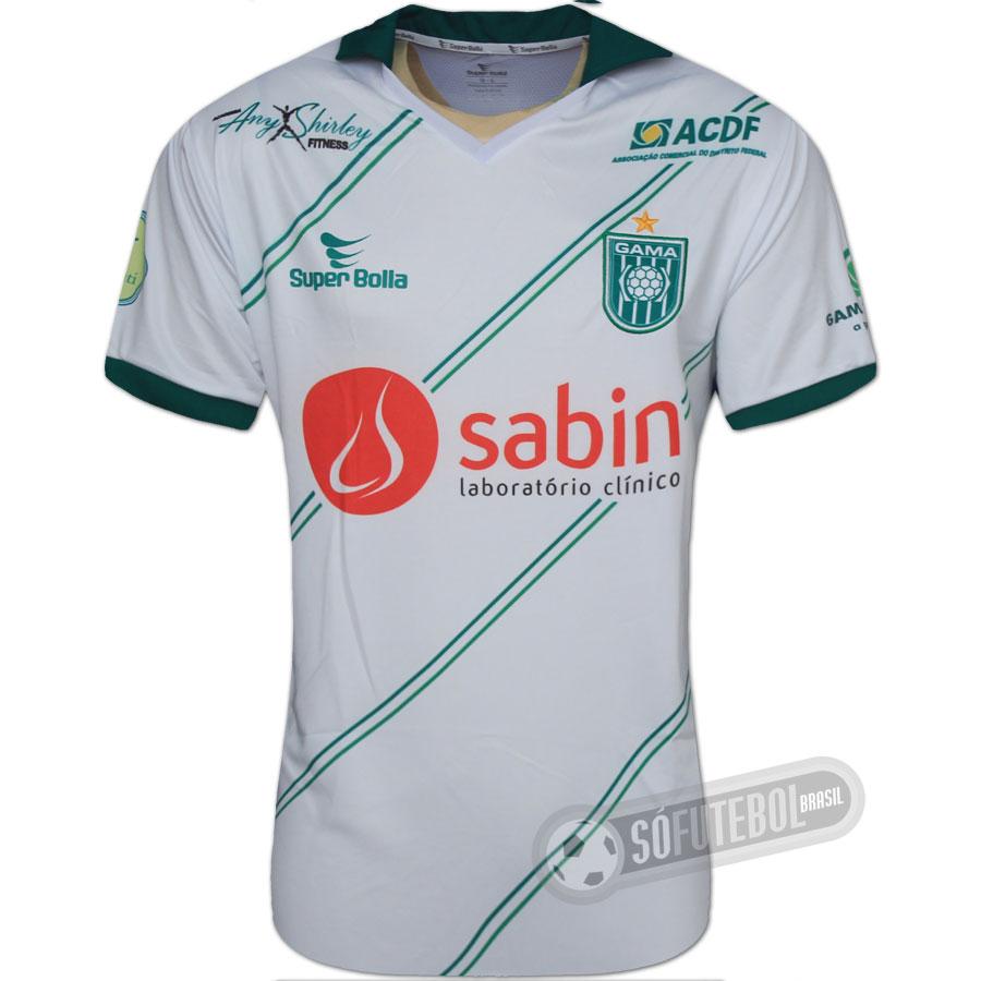 2e79114fec Camisa Gama - Modelo II. Carregando.