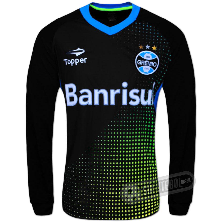Camisa Grêmio - Goleiro. Carregando. 3575a00ec4189
