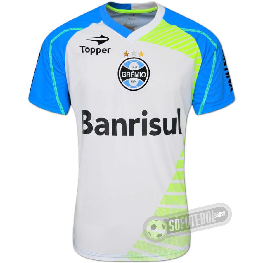 Camisa Grêmio - Treino 7d9fcc428ad9d